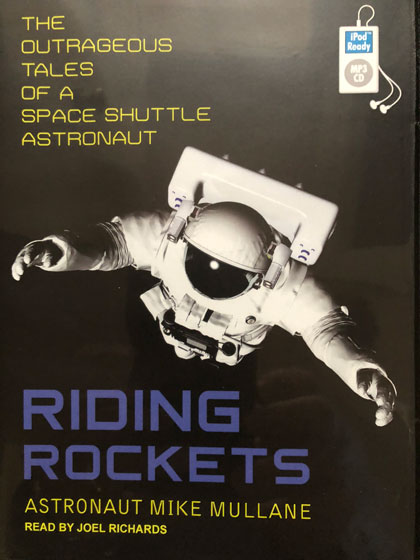 Riding Rockets Audio Book